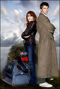 "Sladen returned to Doctor Who in the Series 2 episode, ""School Reunion."""