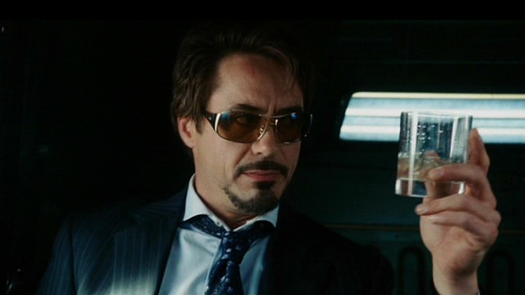 Tony Stark. Genius. Billionaire. Hero. Alcoholic?