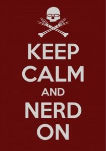 nerd on