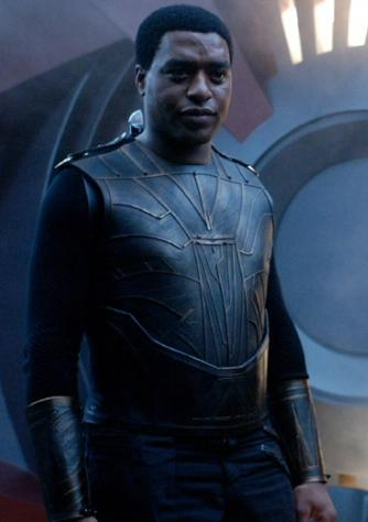 Chiwetel Ejiofor's versatility would have made him an intriguing Doctor.