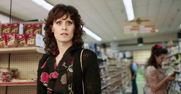 Jared Leto as Rayon, a trans woman, in The Dallas Buyers Club.