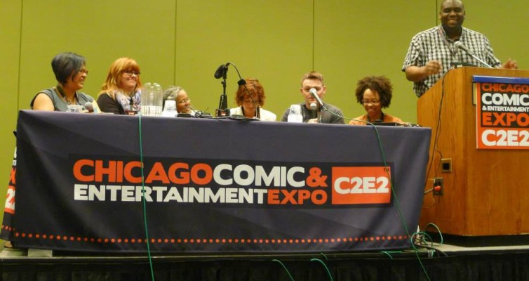 "C2E2 Panel Video 2: ""Opening the Clubhouse Doors: Creating More Inclusive Geek Communities"""