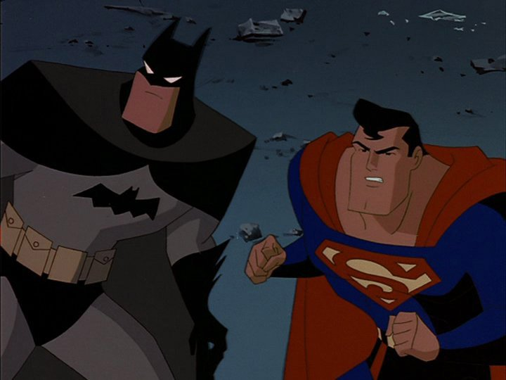 "The ""World's Finest"" don't need to get along immediately but they don't have to fight all the time either."
