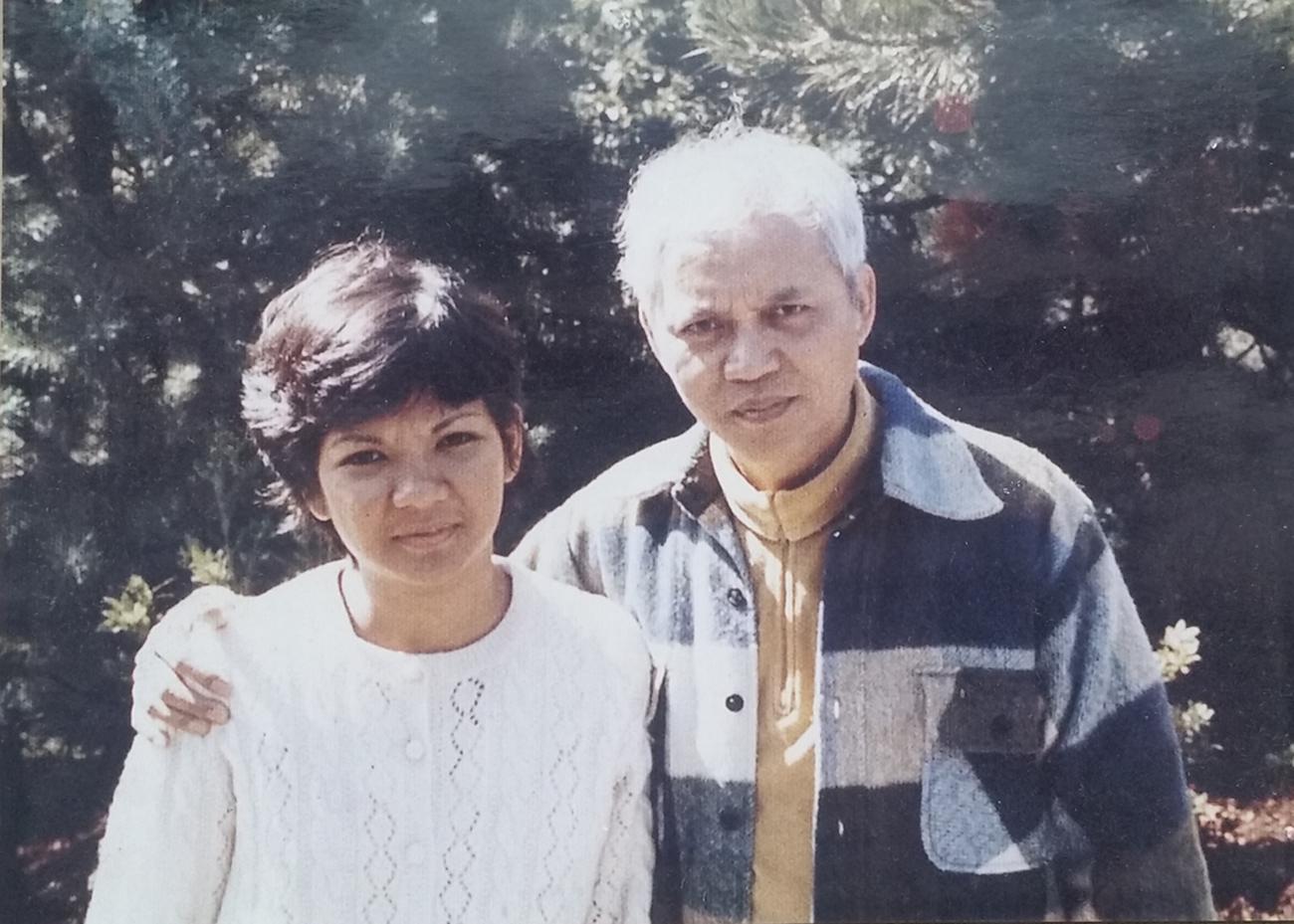 Christine & Julio
